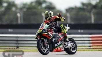 """MotoGP: Iannone: """"In questi mesi Aprilia ha lavorato come poche Case"""""""