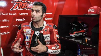 """MotoGP: Petrucci: """"Studio i dati di Dovi e Miller, non voglio mollare"""""""