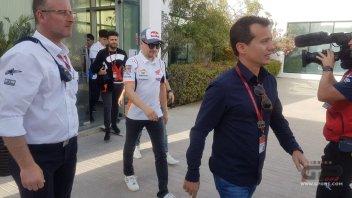 """MotoGP: Zasa: """"Solo una contusione per Lorenzo, vuole continuare"""""""