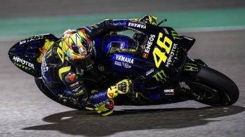 MotoGP: Losail: ben 30 titoli iridati sullo schieramento