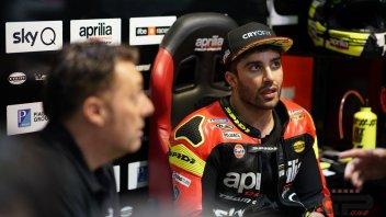 """MotoGP: Iannone: """"Ho tenuto da parte una gomma morbida per domani"""""""