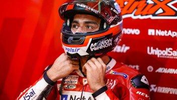 """MotoGP: Petrucci: """"Con Marquez ho abboccato come un pesce"""""""