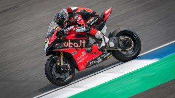 "SBK: Davies: ""The fall? My mistake, but we're working on it."""