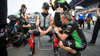 "SBK: Rea: ""Ducati has too much of an advantage, it's tough like this"""