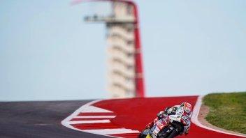 Moto3: Antonelli, prima pole ad Austin con la Squadra Corse SIC58