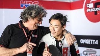 """Moto3: Simoncelli: """"La Moto3 è dove i piloti si giocano i loro sogni"""""""