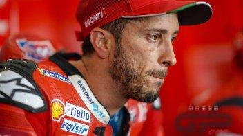 """MotoGP: Dovizioso: """"Se non penso al podio, non dormo"""""""