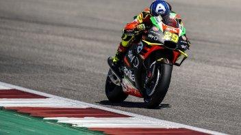 """MotoGP: Iannone: """"Con l'Aprilia non devo avere fretta"""""""