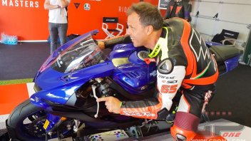 MotoGP: Loris Capirossi in un giro virtuale a Misano