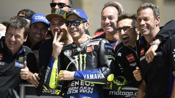 "MotoGP: Rossi: ""Marquez? When he fell, I got excited."""