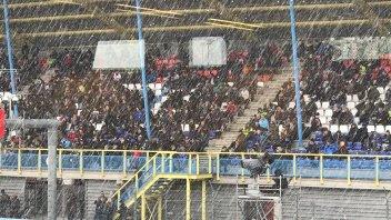 SBK: La neve costringe ad annullare Gara 1 ad Assen
