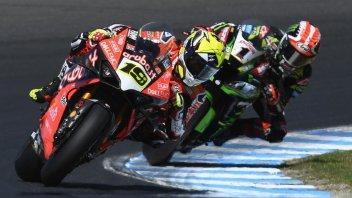 SBK: Bautista vs Rea: riparte il duello ad Aragon