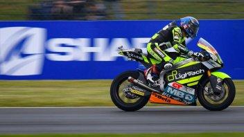 Moto2: Navarro come Marquez a Le Mans: fa la pole e cade