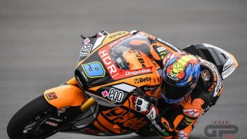 Moto2: FP1: Navarro 1° a Jerez con la Speed Up Triumph