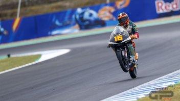 Moto3: WUP: Migno il più caldo a Jerez, Canet e Masia in agguato