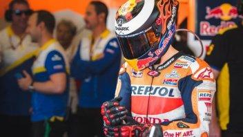 """MotoGP: Lorenzo: """"La caduta? La Honda è molto sensibile"""""""