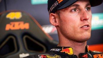 """MotoGP: P. Espargarò: """"Il forcellone in carbonio ha migliorato tutta la KTM"""""""