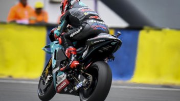 MotoGP: WUP: Quartararo avverte Marquez, sorprendono Espargarò e KTM