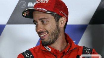 """MotoGP: Dovizioso: """"Amerei vedere Marquez su una Ducati per confrontare i dati"""""""
