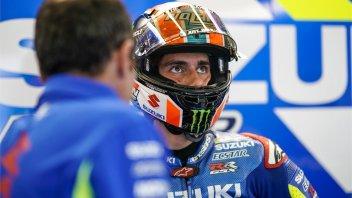 """MotoGP: Rins: """"Dopo aver rotto il cucchiaio la moto era instabile"""""""