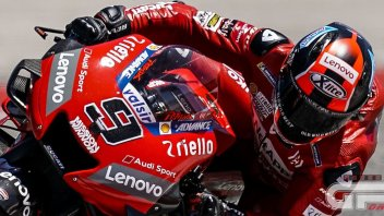 MotoGP: Fp2: Ducati risponde a Honda: 1° Petrucci, 2° Dovi