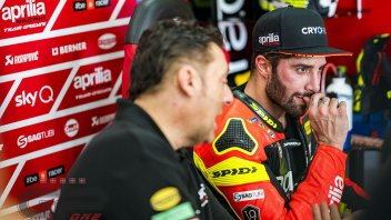 "MotoGP: Iannone: ""I'm focusing on improving the Aprilia, Espargarò only on going fast"""""