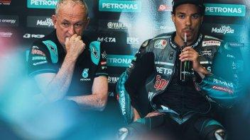 """MotoGP: Morbidelli: """"Come convivo con Quartararo? E' il mio miglior nemico"""""""