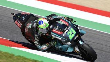 """MotoGP: Morbidelli: """"Bagnaia e Quartararo non mi hanno sorpreso"""""""