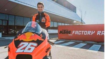 MotoGP: Pedrosa salta i test del lunedì a Jerez con KTM