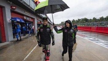 """SBK: Rea: """"Recuperiamo la gara di Imola a Jerez"""". Bautista applaude"""