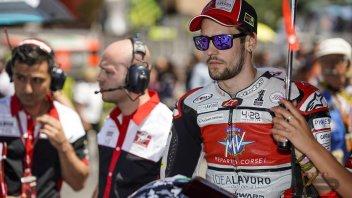 Moto2: Manzi partirà dall'ultima posizione ad Assen