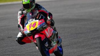 Moto3: FP3: ancora Italia al Mugello, Arbolino è 1°