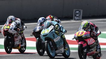"""Moto3: Dalla Porta: """"Ho provato la volata 1000 volte ma l'ho persa"""""""