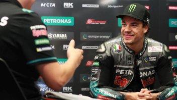 """MotoGP: Morbidelli: """"Dobbiamo convivere con i limiti del nostro motore"""""""