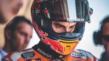 "MotoGP: Marquez: ""Quartararo? If he tries to break away, I won't chase him."""