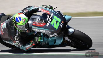 """MotoGP: Morbidelli: """"Le novità elettroniche le porteremo ad Assen"""""""