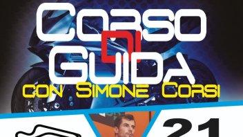 News: Simone Corsi sale in cattedra sulla pista di Airola