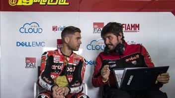 "SBK: Nava: ""Bautista's secret? He rides the Ducati like a 250"""