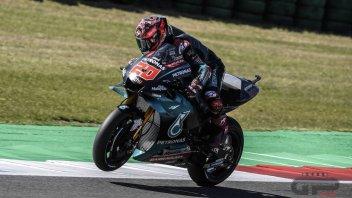 """MotoGP: Quartararo fa pretattica: """"Brno? Proverò a rimanere tra i primi otto"""""""