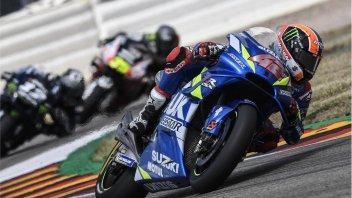 """MotoGP: Rins affranto: """"Il Mondiale è andato, ma non il secondo posto"""""""