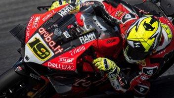 SBK: Bautista e la Ducati V4: Donington è una scatola chiusa