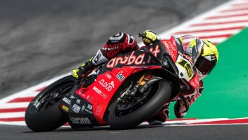 SBK: Donington: per Bautista e la Ducati c'è un incantesimo da spezzare