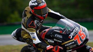 Moto3: FP2: Arenas comanda per un soffio a Silverstone