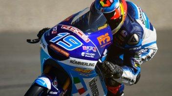Moto3: FP2: Rodrigo primo con il botto, Arbolino in scia