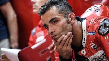 """MotoGP: Petrucci: """"L'incazzatura di oggi mi servirà in Austria"""""""