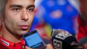 """MotoGP: Petrucci: """"Le voci su Lorenzo? Sono concentrato su me stesso"""""""""""