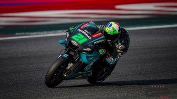 """MotoGP: Morbidelli: """"Ho studiato i dati di Quartararo, so come raggiungerlo"""""""
