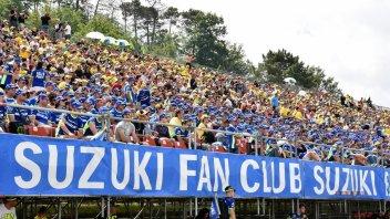 MotoGP: Suzuki: a Misano una tribuna speciale con Rins e Mir come ospiti