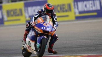 Moto2: FP3: Fernandez si impone, Di Giannantonio in Q1