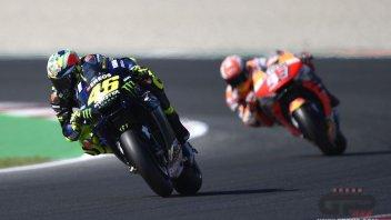 """MotoGP: Rossi: """"Marquez mi ha superato per rovinarmi il giro"""""""